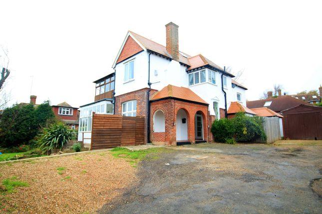 Thumbnail Flat for sale in 107 De La Warr Road, Bexhill-On-Sea