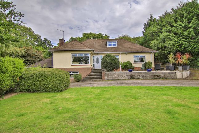 4 bed detached bungalow for sale in Longmeadow Drive, Dinas Powys