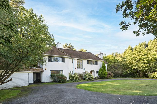 Thumbnail Detached house for sale in Coronation Road, Ascot