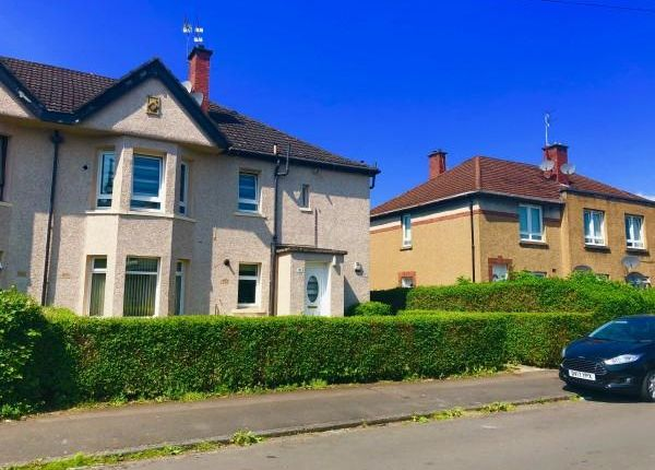 Thumbnail Flat for sale in Ashby Crescent, Knightswood, Glasgow