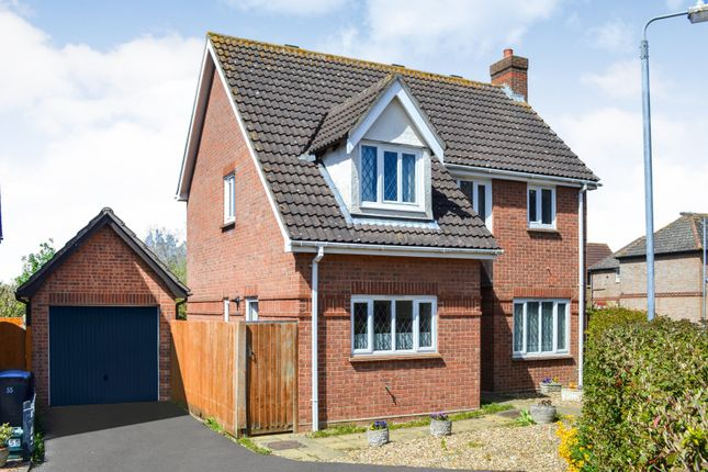 3 bed detached house for sale in Pilkingtons, Harlow, Essex CM17