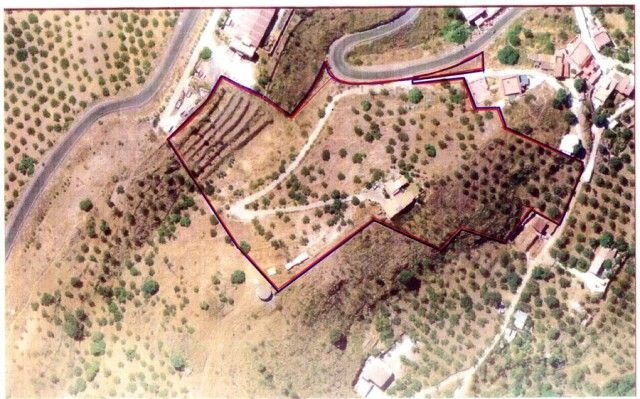 Plano (1) of Spain, Málaga, Málaga
