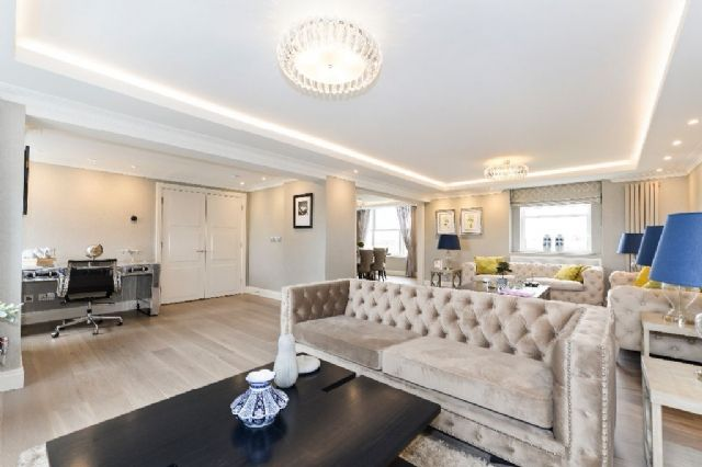 Thumbnail Flat to rent in Boydell Court, St. Johns Wood Park, St. Johns Wood, London