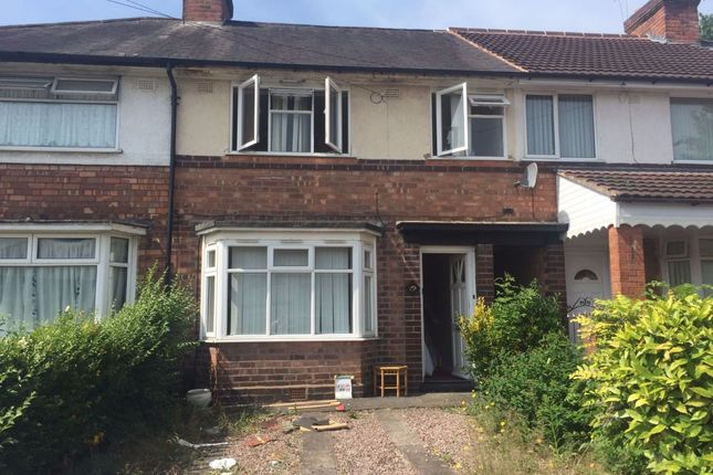 Thumbnail Semi-detached house to rent in Finchley Road, Kingstanding, Birmingham