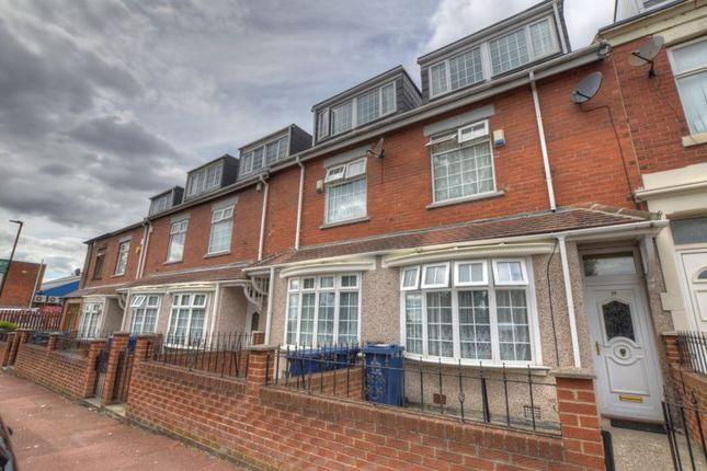 Thumbnail Terraced house for sale in Investment Opportunity, Lynnwood Terrace, Grainger Park, Newcastle Upon Tyne