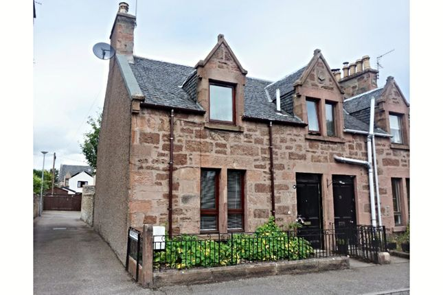 Thumbnail Semi-detached house for sale in Duncraig Street, Inverness