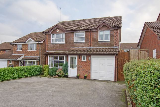 Thumbnail Detached house for sale in Gleneagles Drive, Blackwell