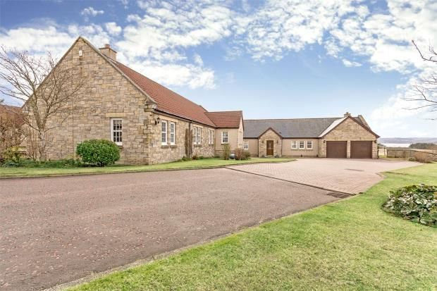 Thumbnail Detached bungalow for sale in Queens View, Wester Balgedie, Kinross