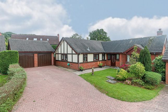 Thumbnail Detached bungalow for sale in Woodgreen Close, Callow Hill, Redditch