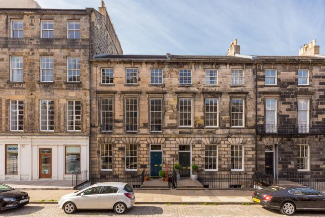 Thumbnail Flat for sale in Northumberland Street, New Town