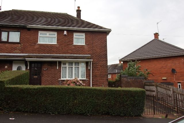 Thumbnail Semi-detached house for sale in Withington Road, Fegg Hayes, Stoke-On-Trent