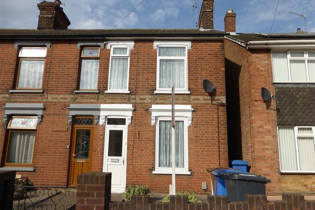 Thumbnail Property to rent in Foxhall Road, Ipswich