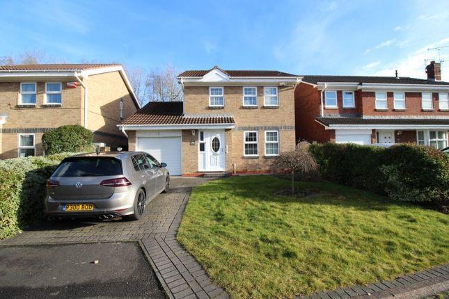 Thumbnail Detached house to rent in Marina View, Hebburn