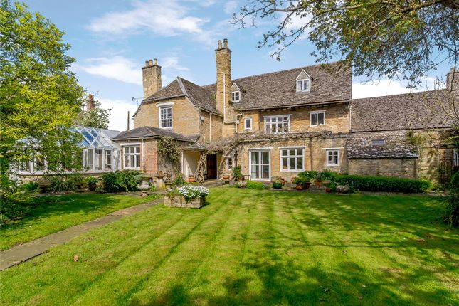 Thumbnail Detached house for sale in High Street, Bampton, Oxfordshire