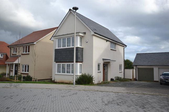 Thumbnail Detached house for sale in Greenway Gardens, Budleigh Salterton, Devon