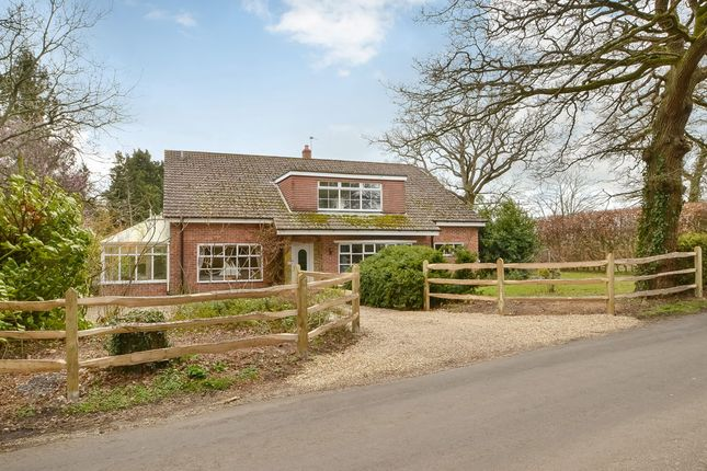 Thumbnail Detached house for sale in Woodmancote Lane, Woodmancote, Emsworth