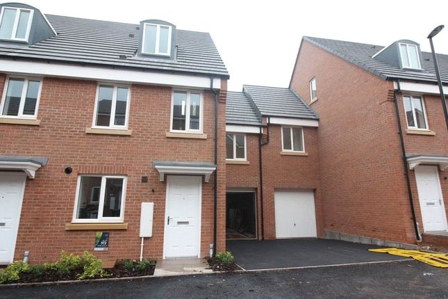 Thumbnail Semi-detached house to rent in Signals Drive, Stoke, Coventry, West Midlands