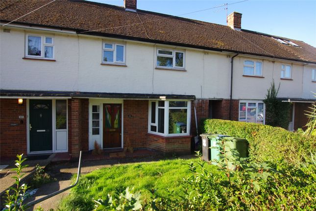 Thumbnail Terraced house to rent in The Brow, Garston, Hertfordshire