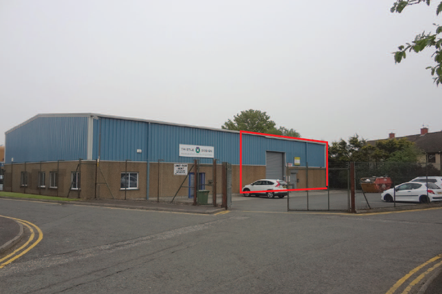 Thumbnail Warehouse to let in Unit 10B, Borthwick View Pentland Industrial Estate, Loanhead
