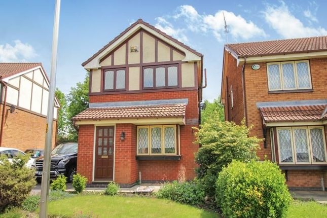 Thumbnail Detached house to rent in Tytherington Drive, Manchester