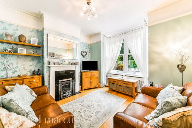 Thumbnail End terrace house for sale in London Road, Wallington