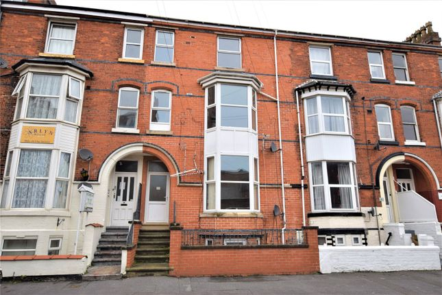 Front of 8 Prince Alfred Avenue, Skegness PE25