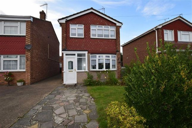 Thumbnail Detached house for sale in Branksome Avenue, Stanford-Le-Hope, Essex