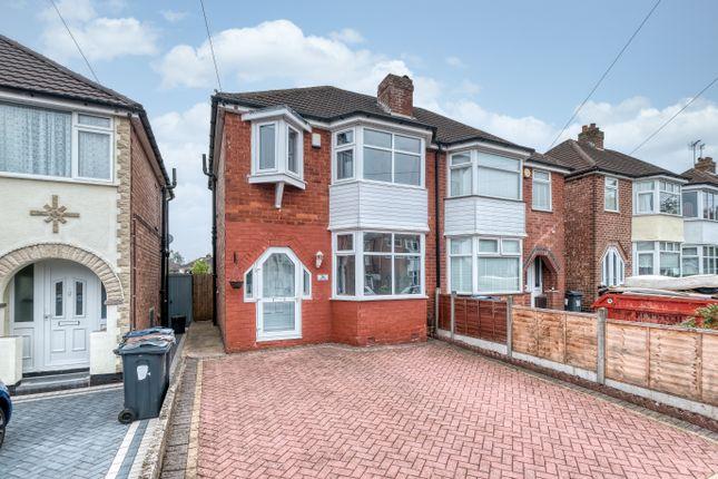 Thumbnail Semi-detached house to rent in Dowar Road, Rednal, Birmingham