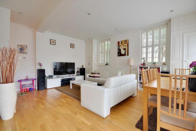 Thumbnail Semi-detached house to rent in Moorcroft Park, Harlington Road, Hillingdon