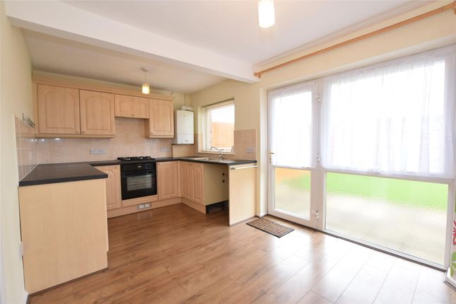 Thumbnail End terrace house to rent in Lansdown, Yate, Bristol