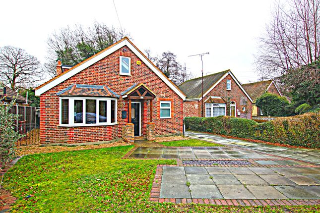 Thumbnail Detached bungalow for sale in New Haw, Addlestone, Surrey