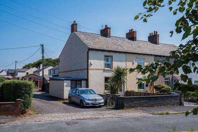 Thumbnail Terraced house to rent in Lyelake Lane, Bickerstaffe, Ormskirk
