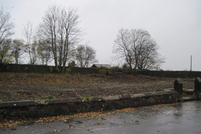 Land for sale in 40 Piedmont Road, Girvan