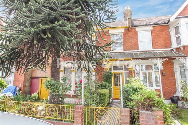 Thumbnail Semi-detached house for sale in Felbrigge Road, Goodmayes, Essex