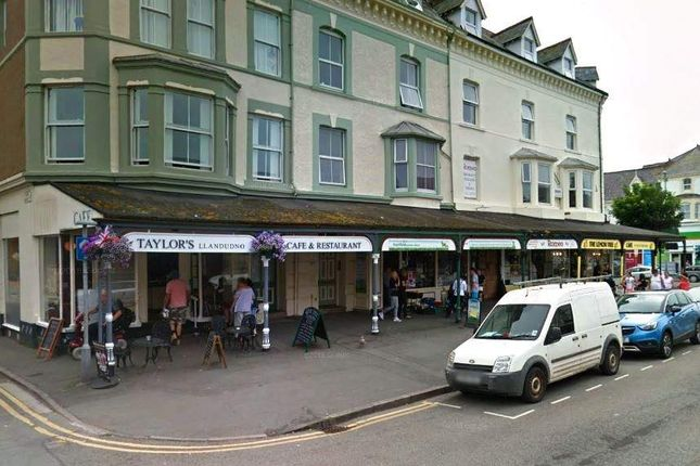 Thumbnail Restaurant/cafe for sale in Lloyd Street, Llandudno