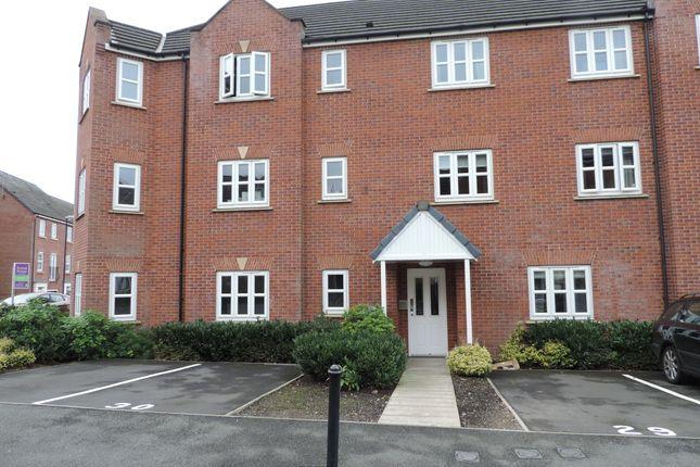 Thumbnail Flat to rent in The Fairways, Royton, Oldham