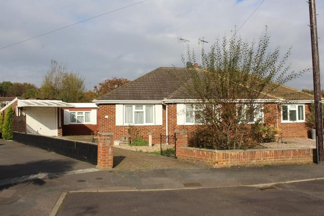 Thumbnail Bungalow for sale in Waverley Drive, Ash Vale