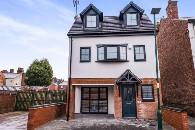 Thumbnail Detached house for sale in Eastbourne Street, Walsall, West Midlands