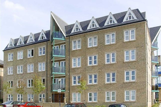 Thumbnail Flat for sale in Clarence House, Central Milton Keynes, Milton Keynes