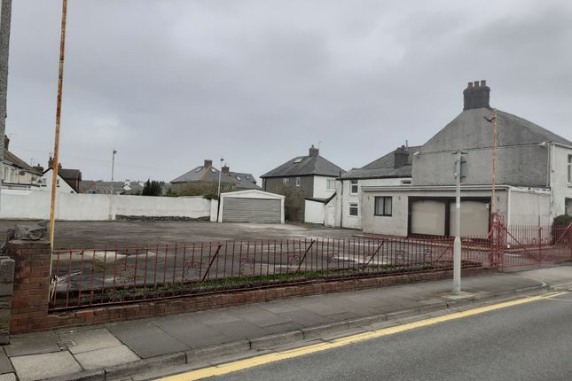 Thumbnail Light industrial to let in Prominent Car Sales Site, 285 New Road, Porthcawl