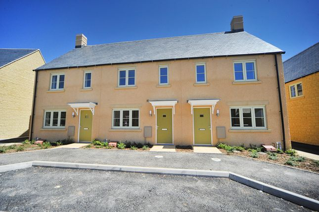 Thumbnail Terraced house for sale in Cinder Lane, Fairford