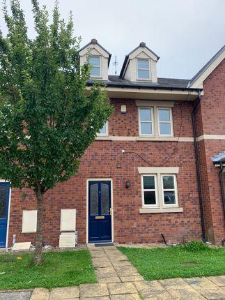 Thumbnail Terraced house to rent in Westbridge Mews, Paddington, Warrington