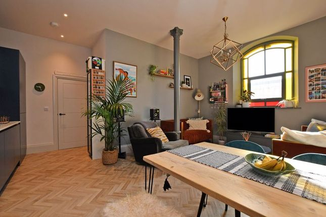 2 bed flat for sale in Ebenezer Apartments, 311 South Road, Walkely, Sheffield S6