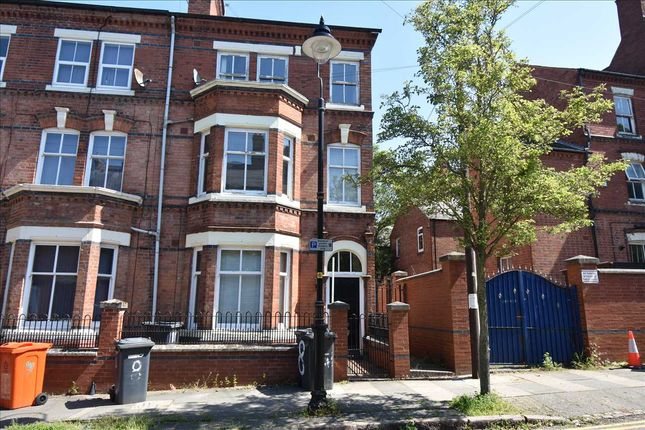 Thumbnail End terrace house to rent in Tichborne Street, Leicester