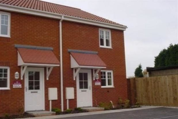 2 bed semi-detached house to rent in Stableford Close, Shepshed