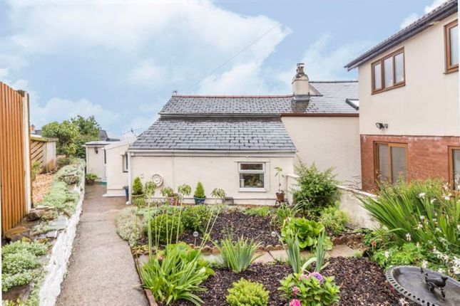Thumbnail Cottage for sale in Stanley Road, Garndiffaith, Pontypool