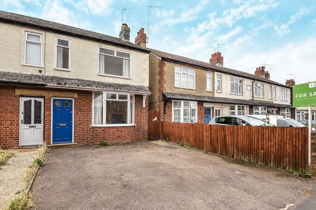 Thumbnail End terrace house for sale in Halse Road, Brackley