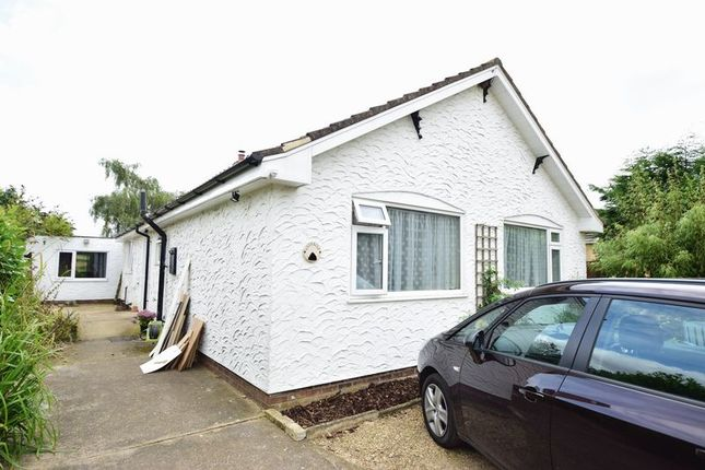 Thumbnail Detached bungalow for sale in Mill Lane, Scamblesby, Louth