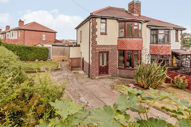 Thumbnail Semi-detached house for sale in Rippon Crescent, Sheffield