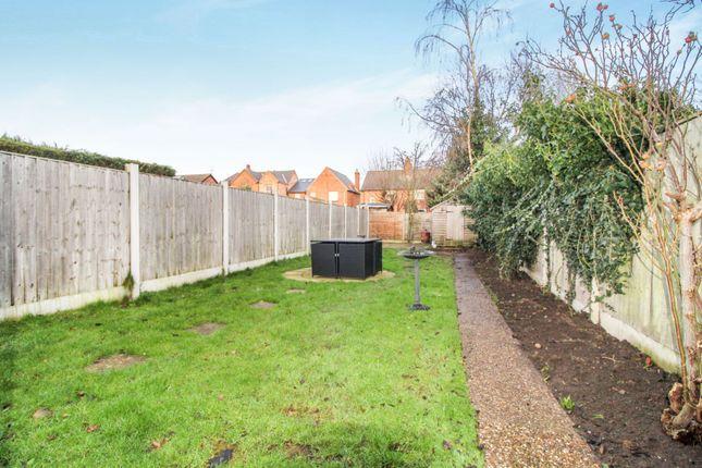 Garden of Curzon Street, Long Eaton NG10
